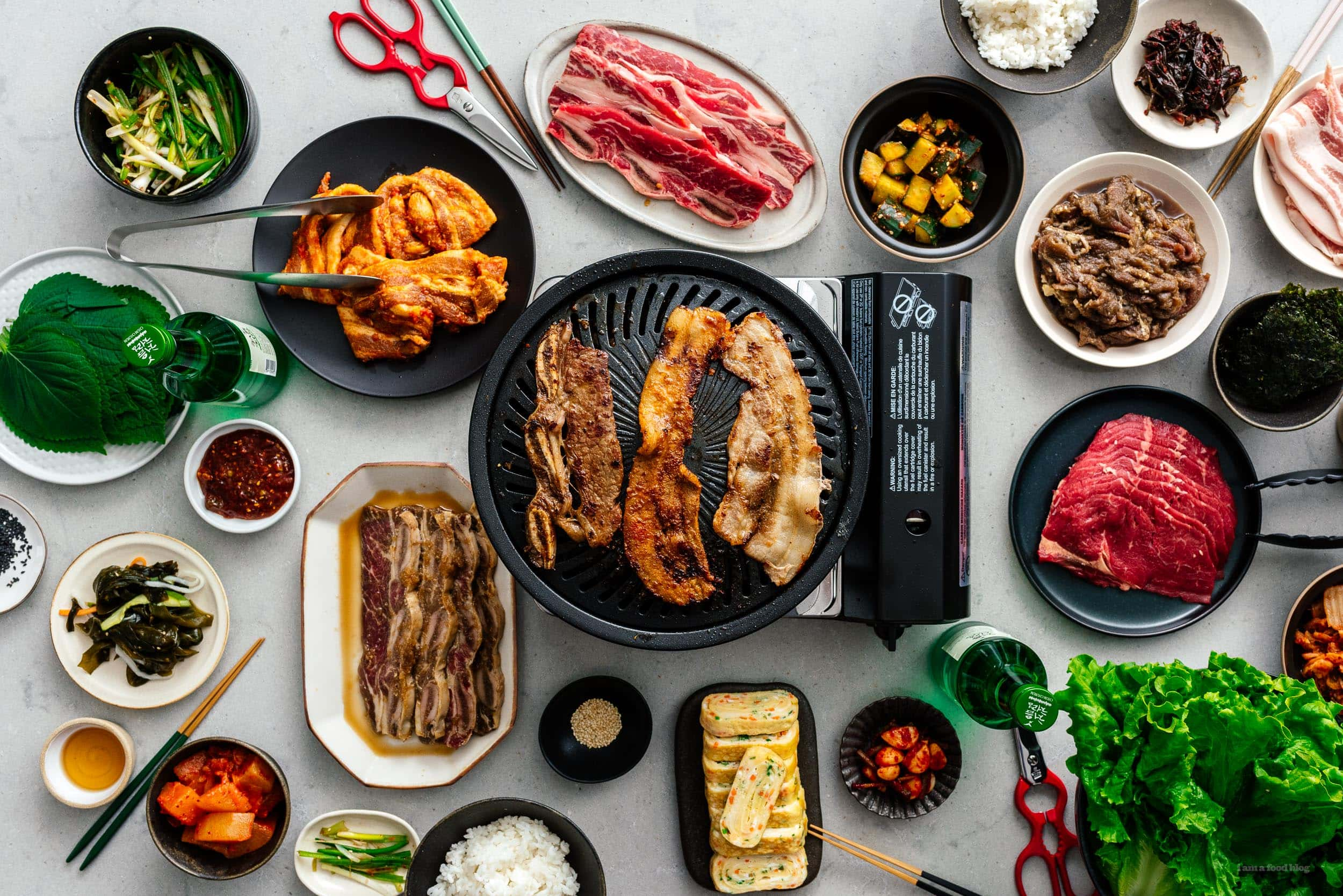 what is korean bbq