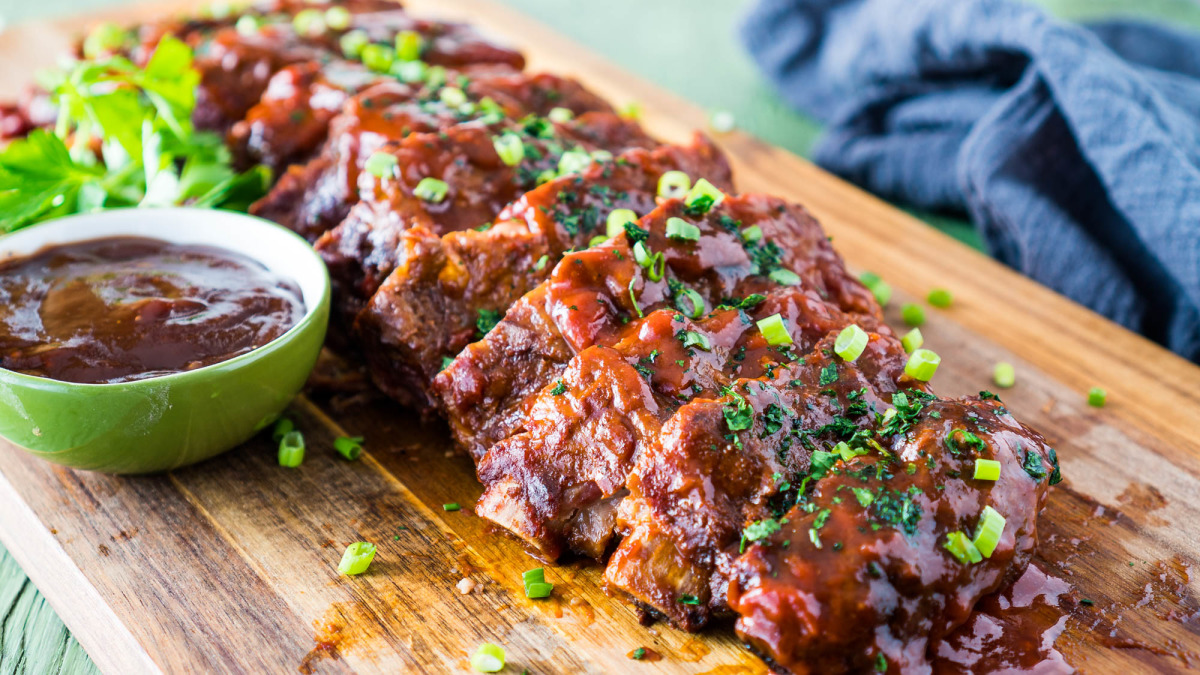 how to cook bbq ribs
